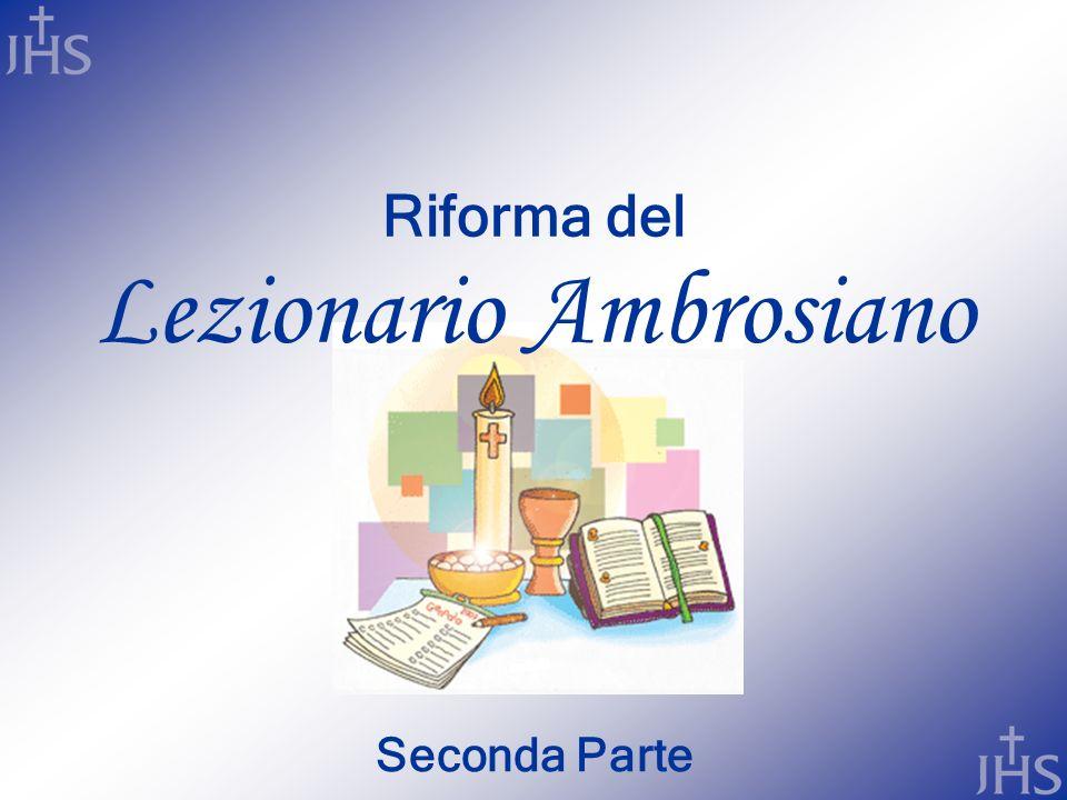 Lezionario Ambrosiano