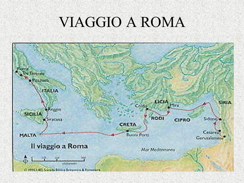 VIAGGIO A ROMA