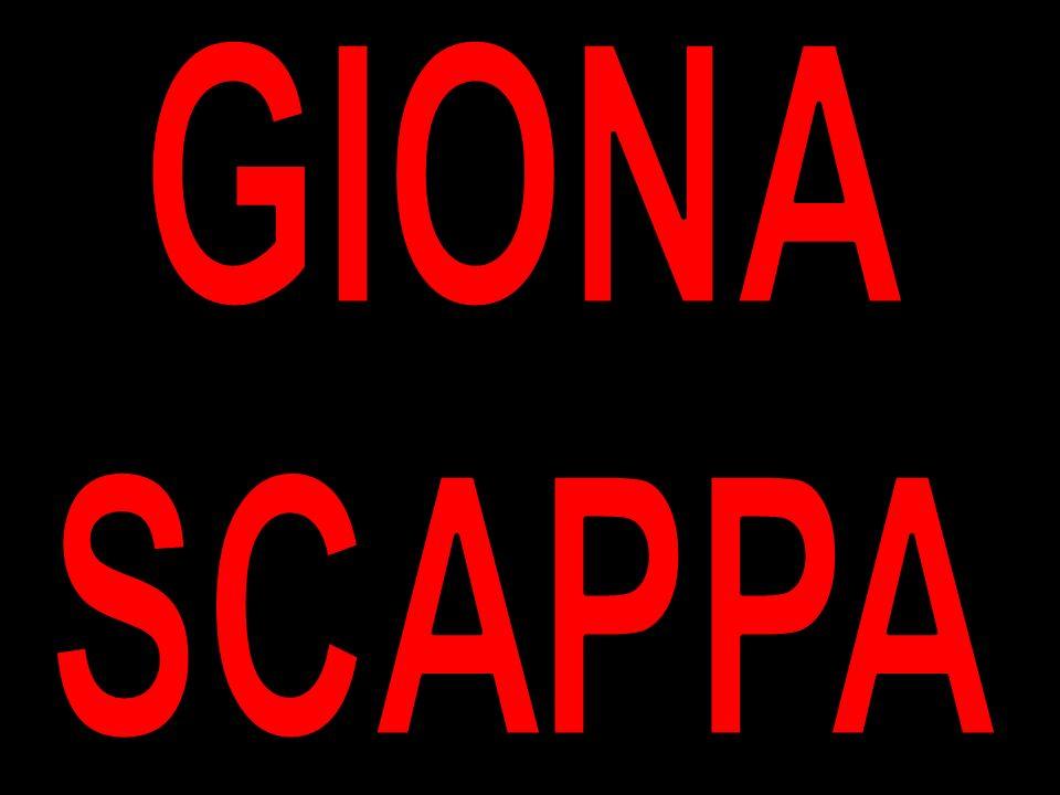 GIONA SCAPPA