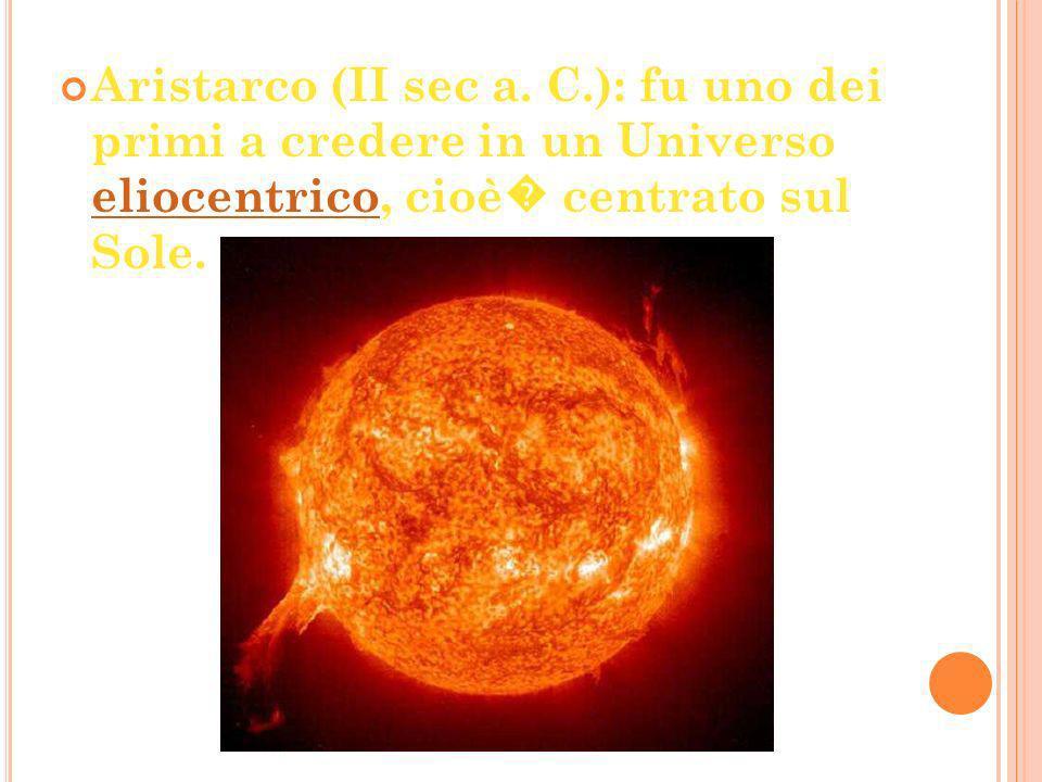 Aristarco (II sec a.