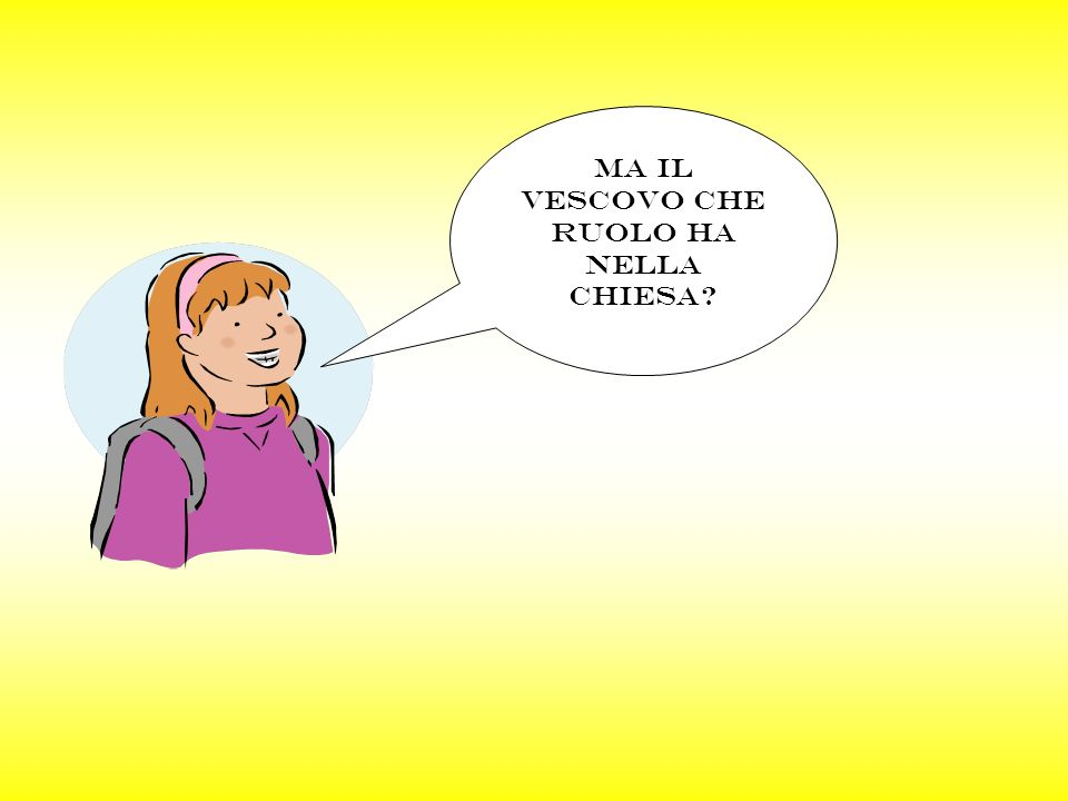MA IL VESCOVO CHE RUOLO HA NELLA CHIESA