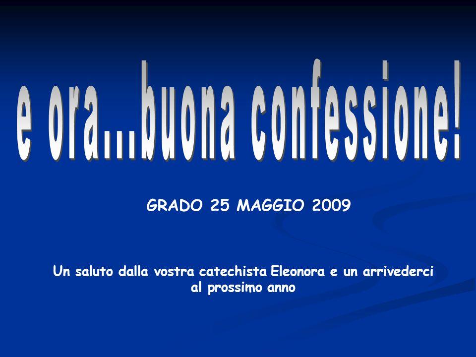 e ora...buona confessione!