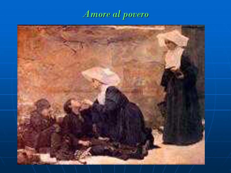 Amore al povero