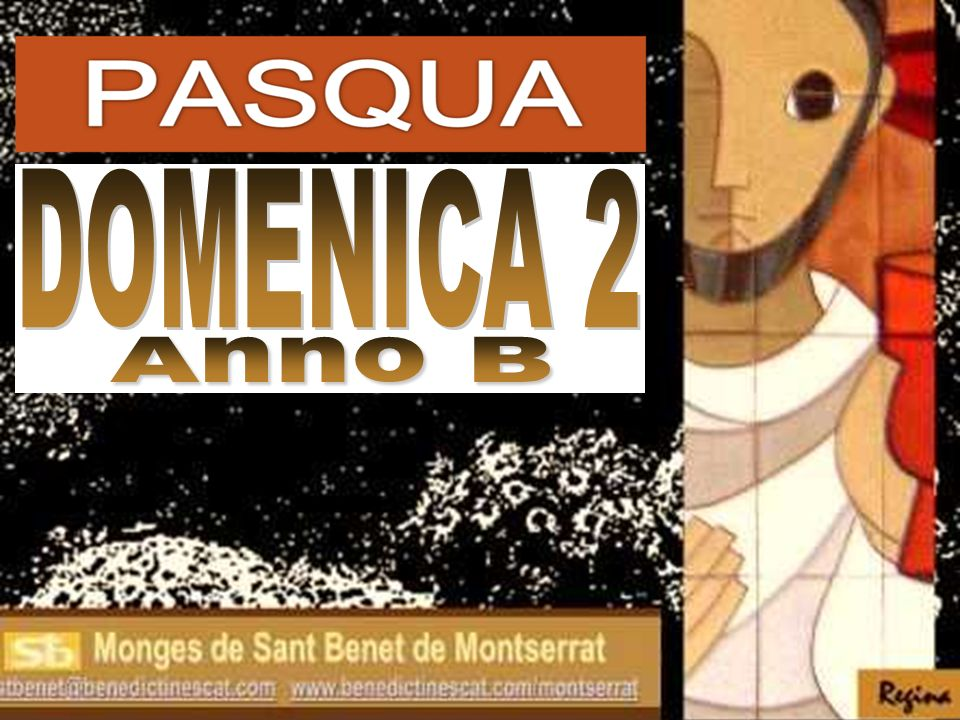 DOMENICA 2 Anno B