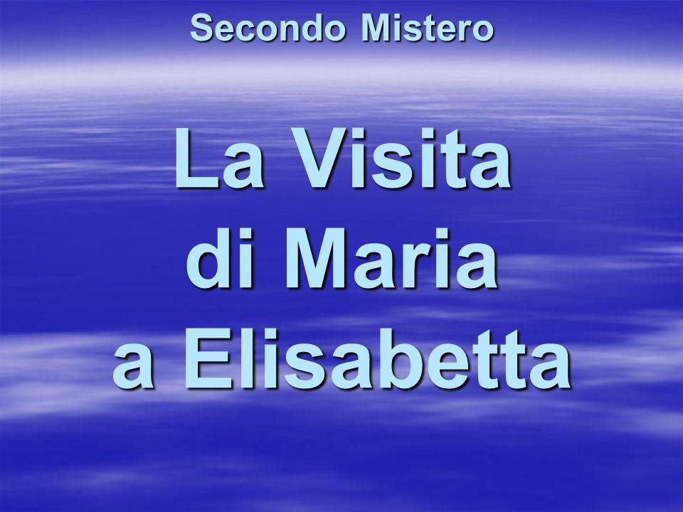 La Visita di Maria a Elisabetta