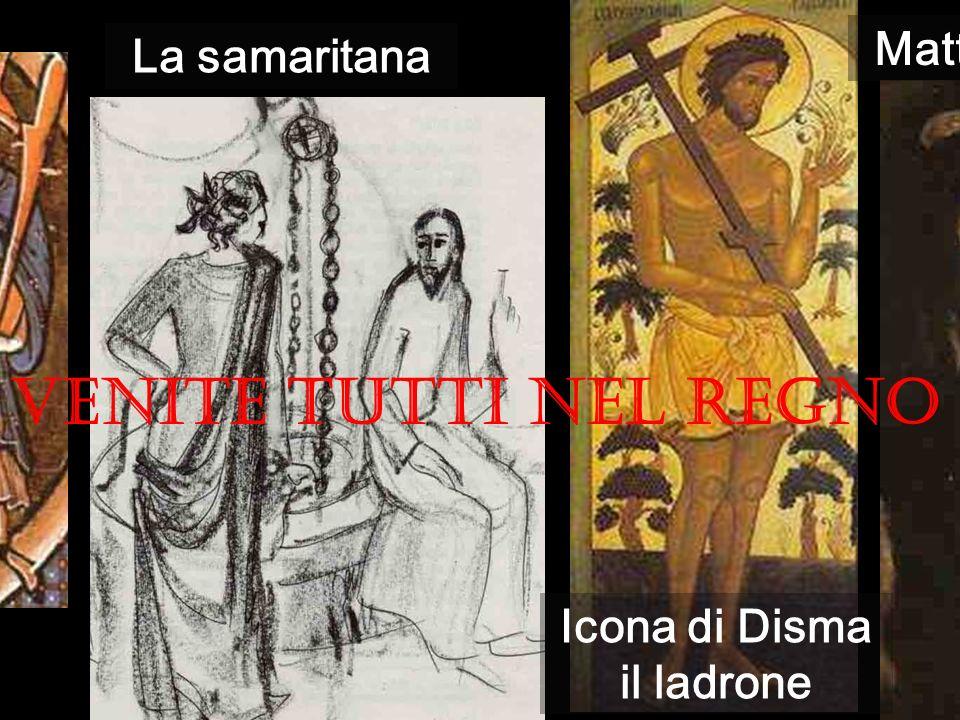 Icona di Disma il ladrone