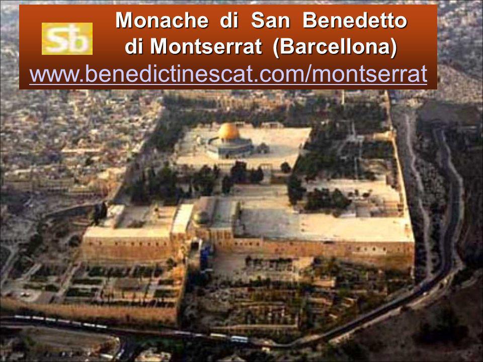Monache di San Benedetto di Montserrat (Barcellona) www