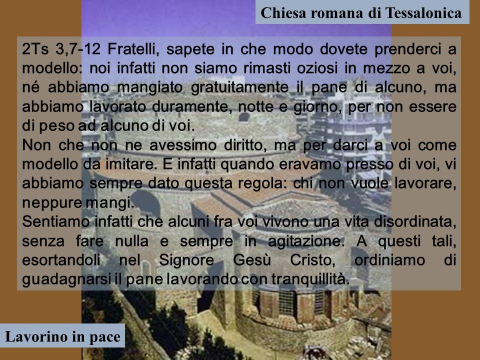 Chiesa romana di Tessalonica