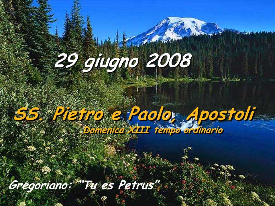 SS. Pietro e Paolo, Apostoli