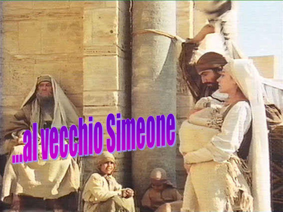 ...al vecchio Simeone