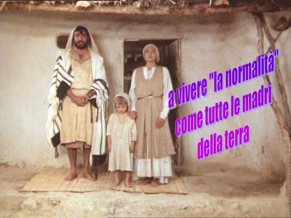a vivere la normalità come tutte le madri della terra