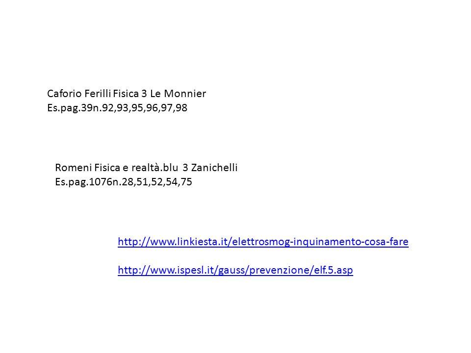 Caforio Ferilli Fisica 3 Le Monnier