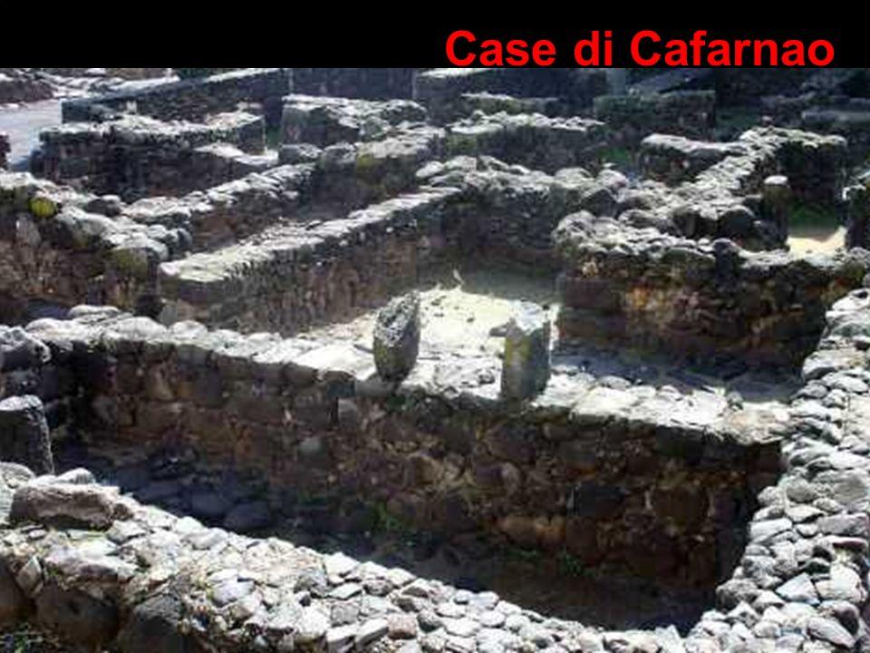 Case di Cafarnao