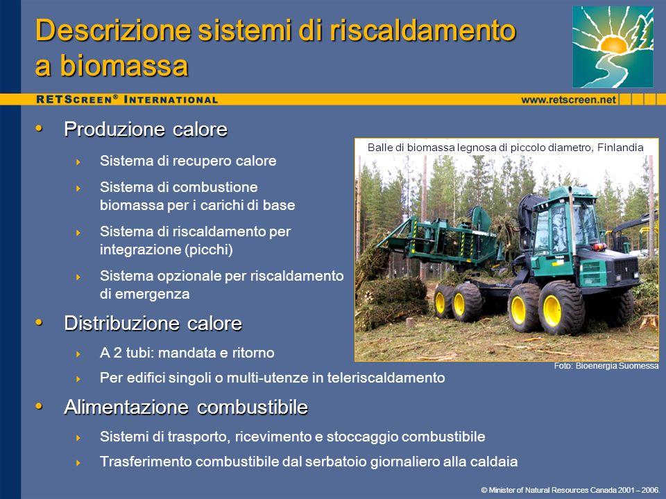 Descrizione sistemi di riscaldamento a biomassa