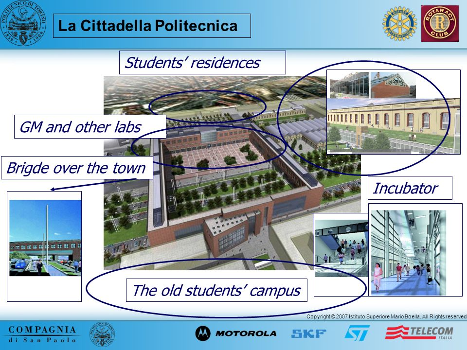 La Cittadella Politecnica