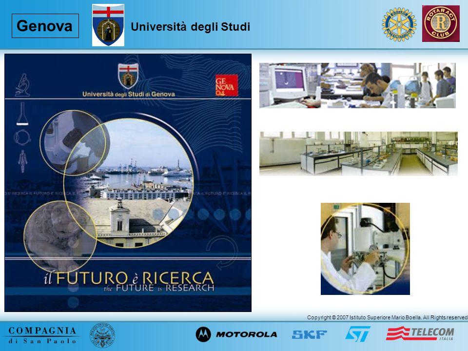 Genova Università degli Studi