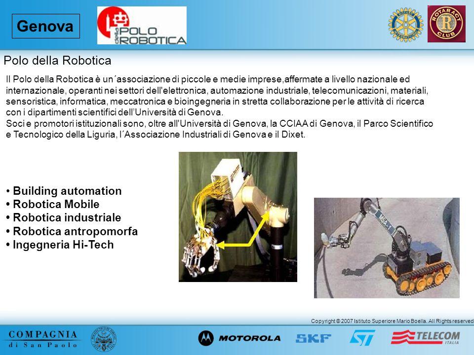 Genova Polo della Robotica