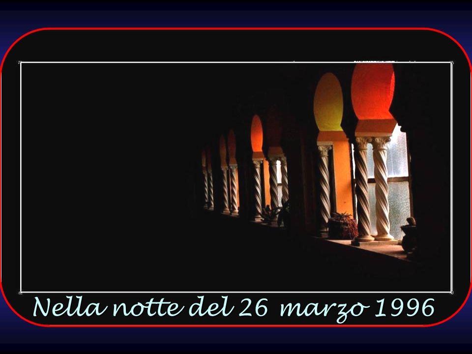 Nella notte del 26 marzo 1996