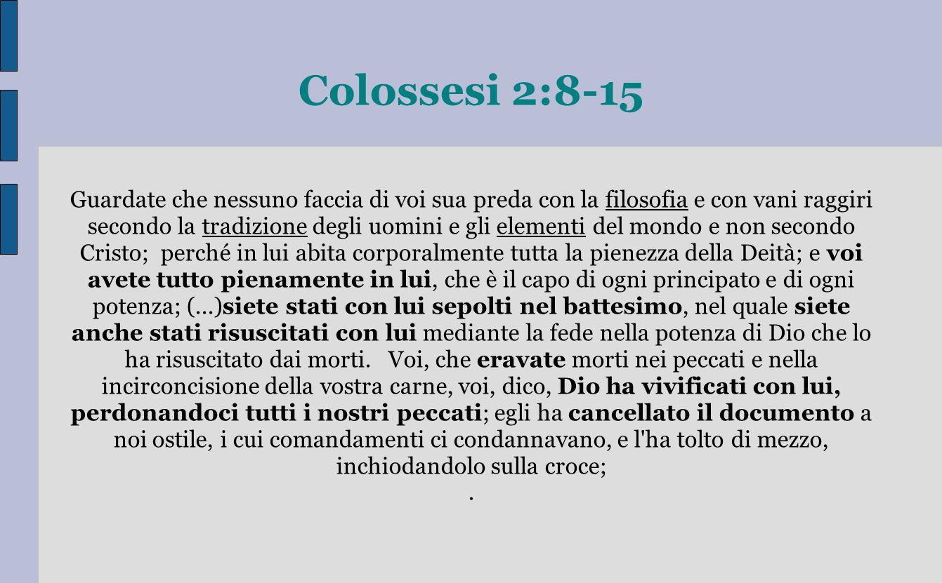 Colossesi 2:8-15