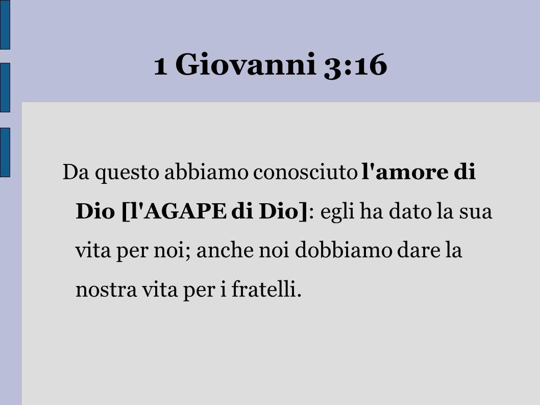 1 Giovanni 3:16