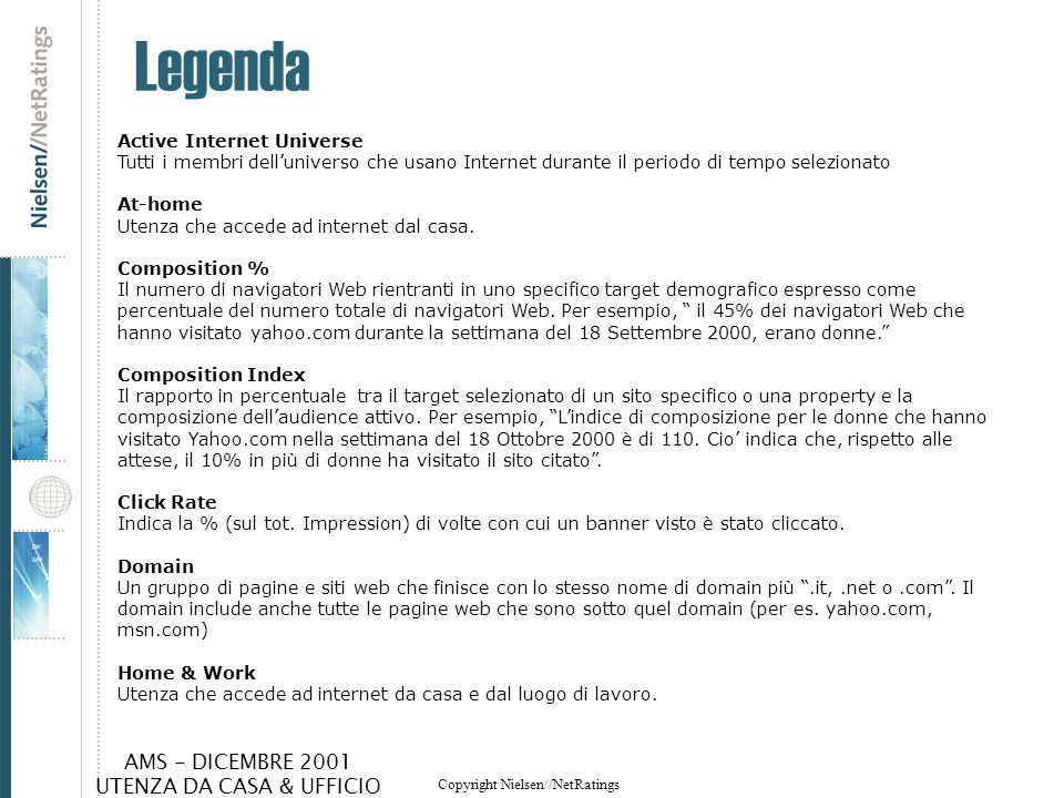 Legenda Active Internet Universe