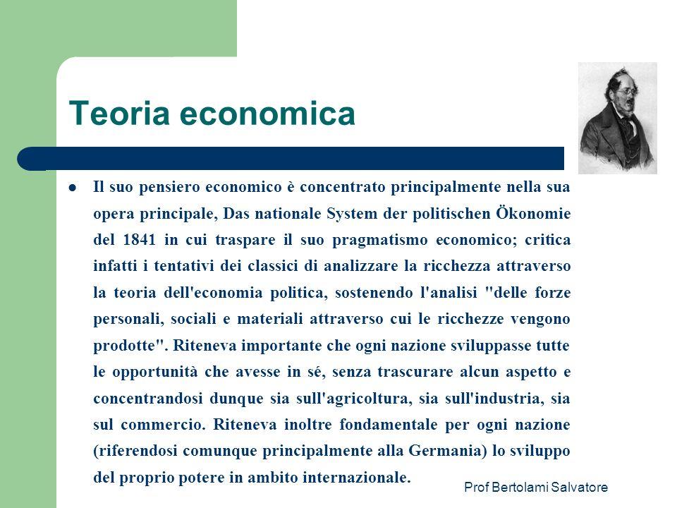 Prof Bertolami Salvatore