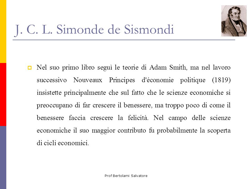 J. C. L. Simonde de Sismondi