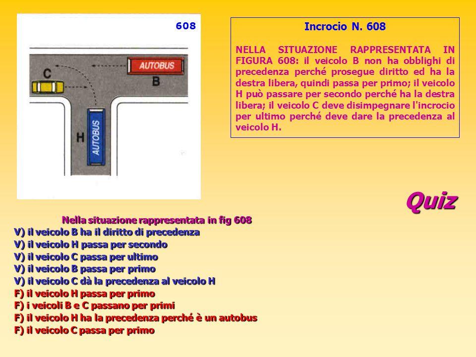608 Incrocio N. 608.
