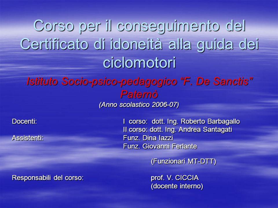 Istituto Socio-psico-pedagogico F. De Sanctis