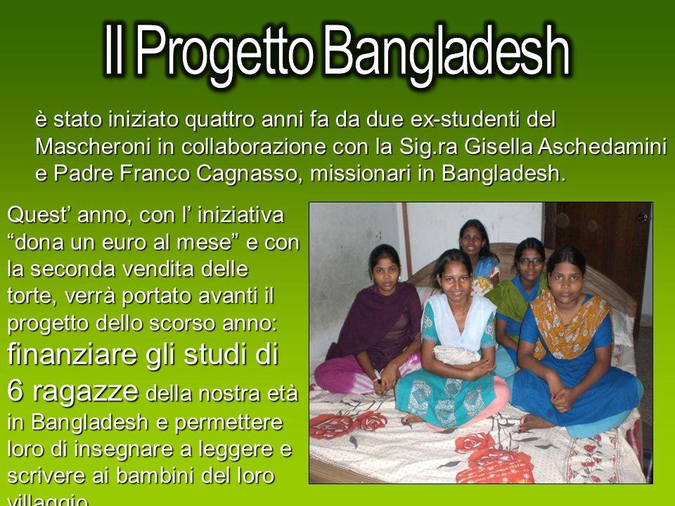Il Progetto Bangladesh