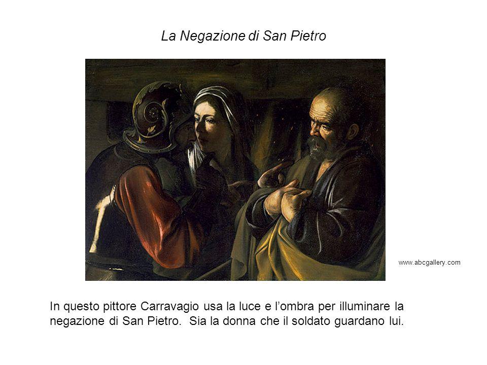 La Negazione di San Pietro
