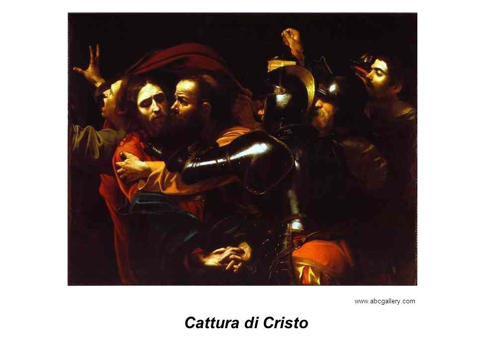 www.abcgallery.com Cattura di Cristo