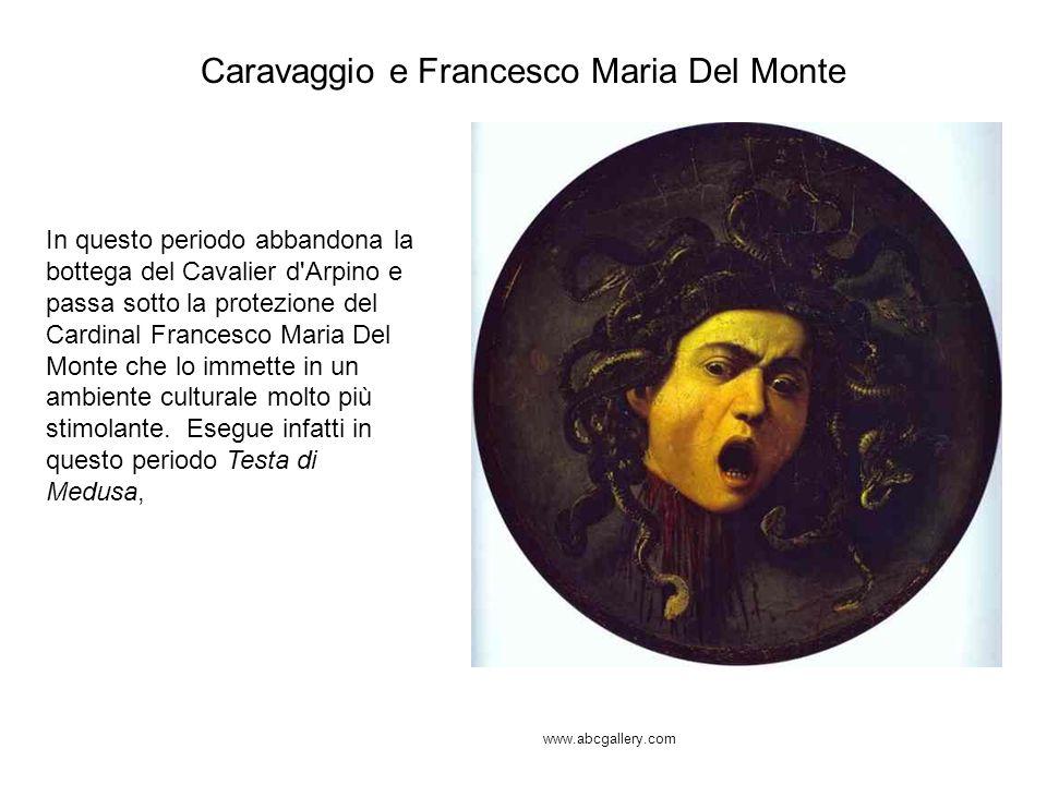 Caravaggio e Francesco Maria Del Monte