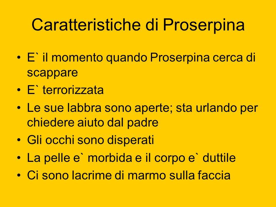 Caratteristiche di Proserpina
