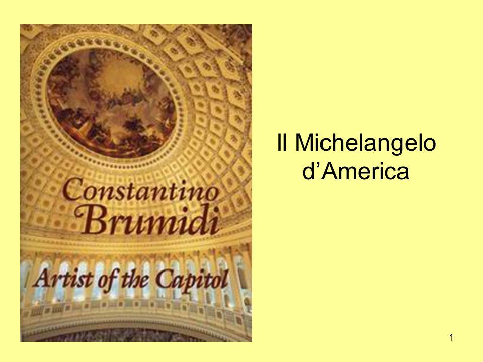 Il Michelangelo d'America