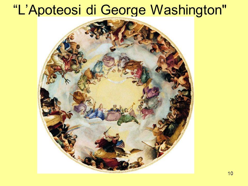 L'Apoteosi di George Washington
