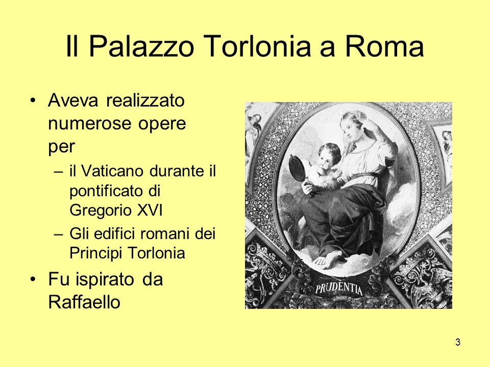 Il Palazzo Torlonia a Roma