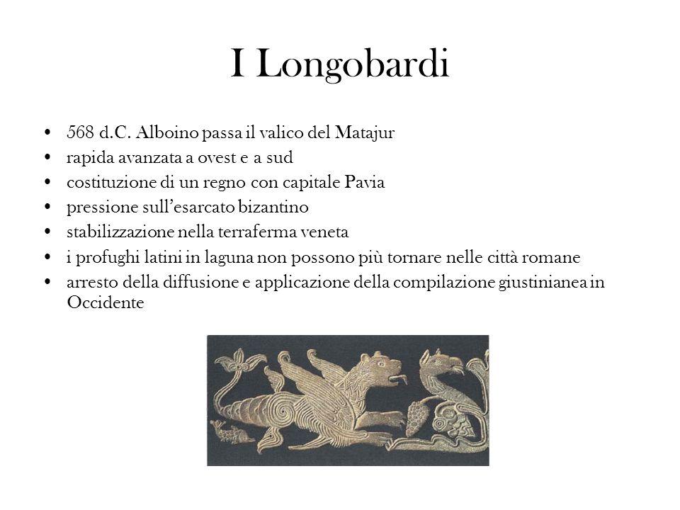 I Longobardi 568 d.C. Alboino passa il valico del Matajur