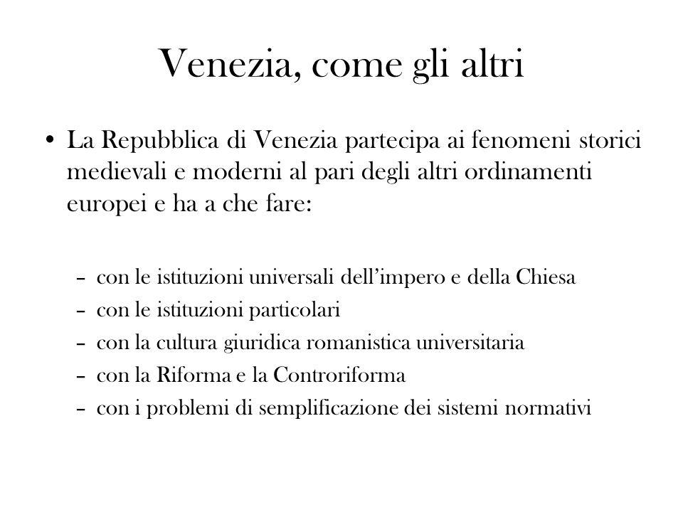 Venezia, come gli altri