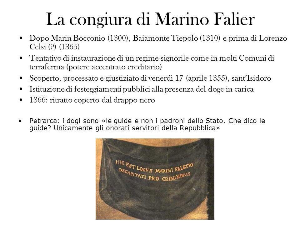 La congiura di Marino Falier