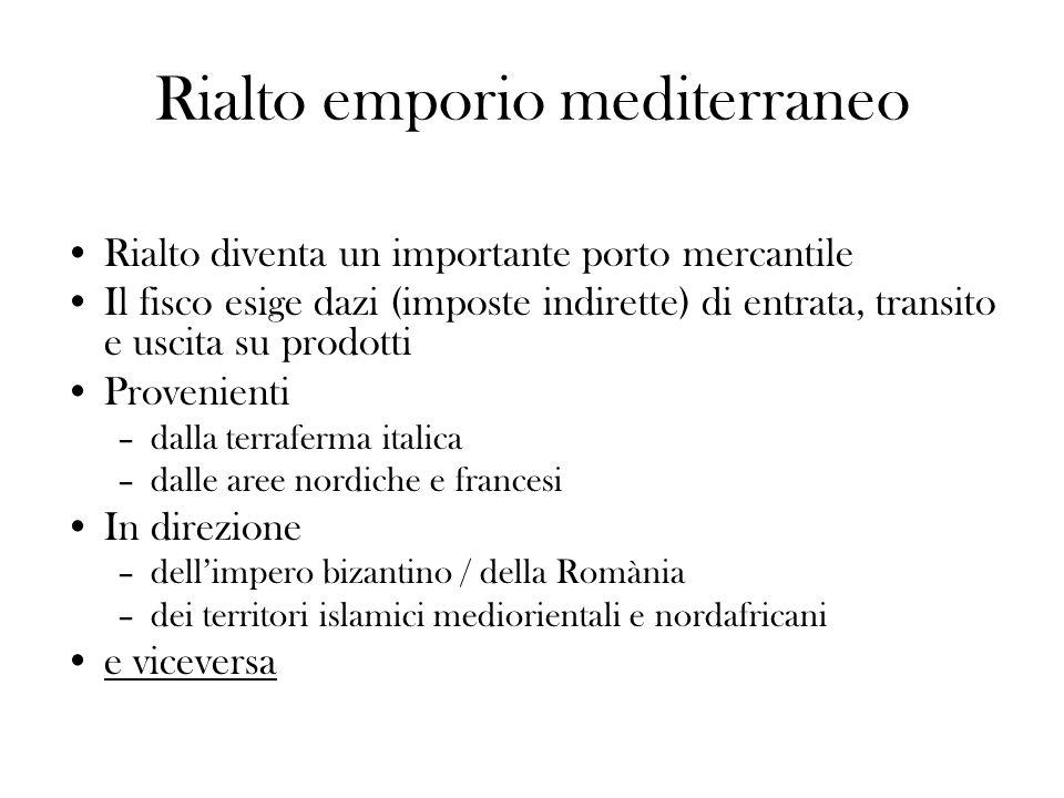 Rialto emporio mediterraneo