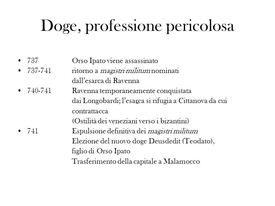 Doge, professione pericolosa
