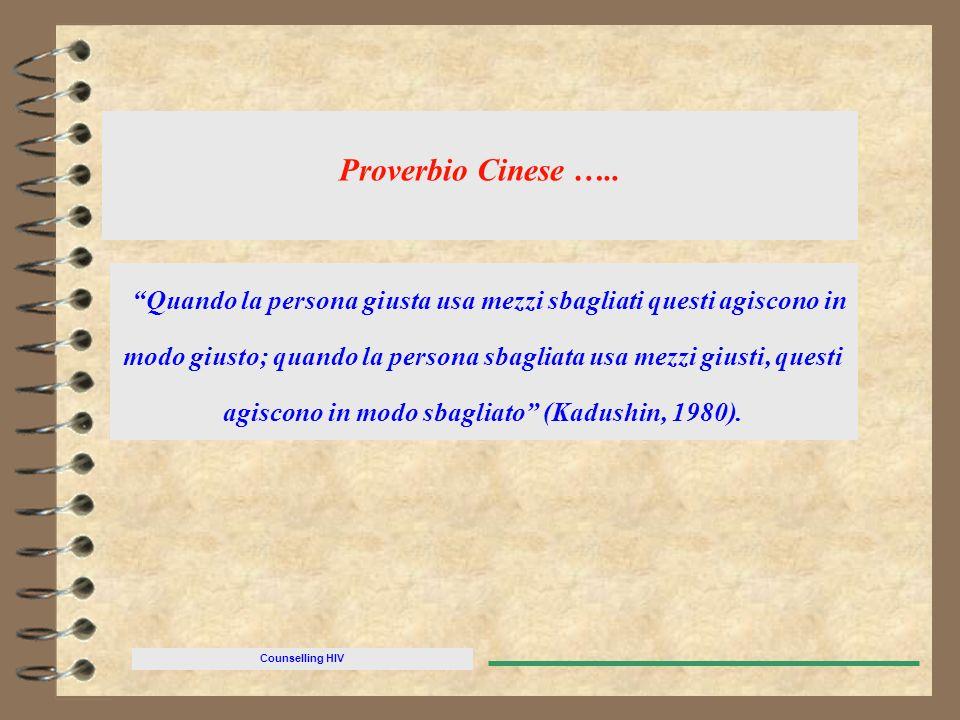 Proverbio Cinese …..