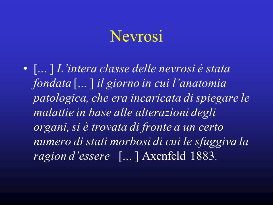 Nevrosi