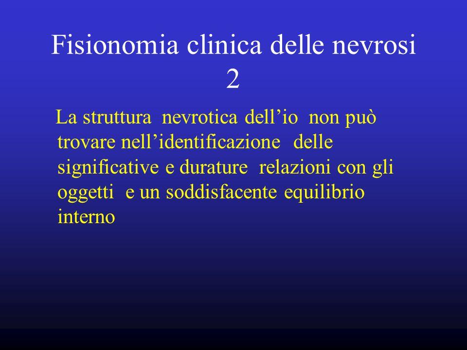 Fisionomia clinica delle nevrosi 2