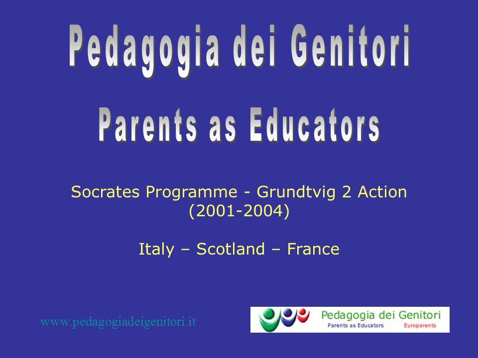 Pedagogia dei Genitori