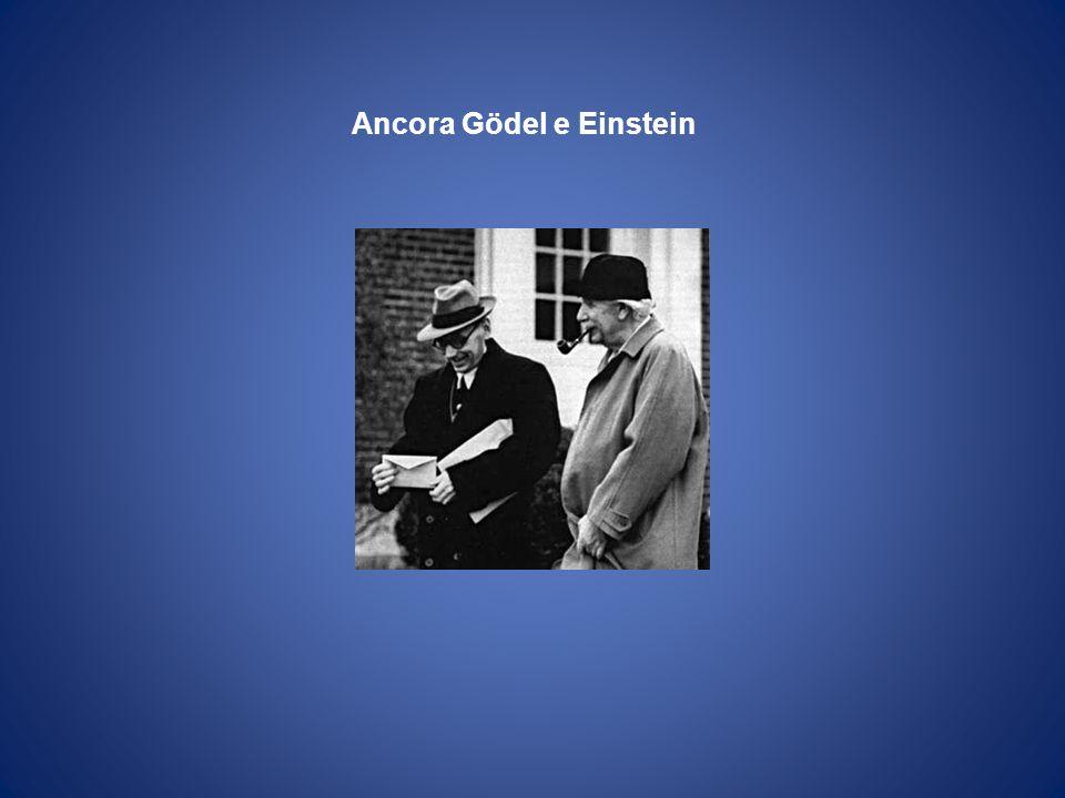 Ancora Gödel e Einstein