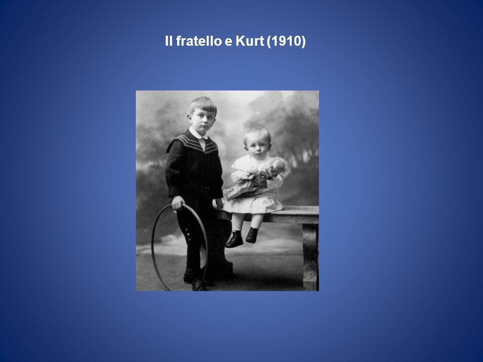 Il fratello e Kurt (1910)