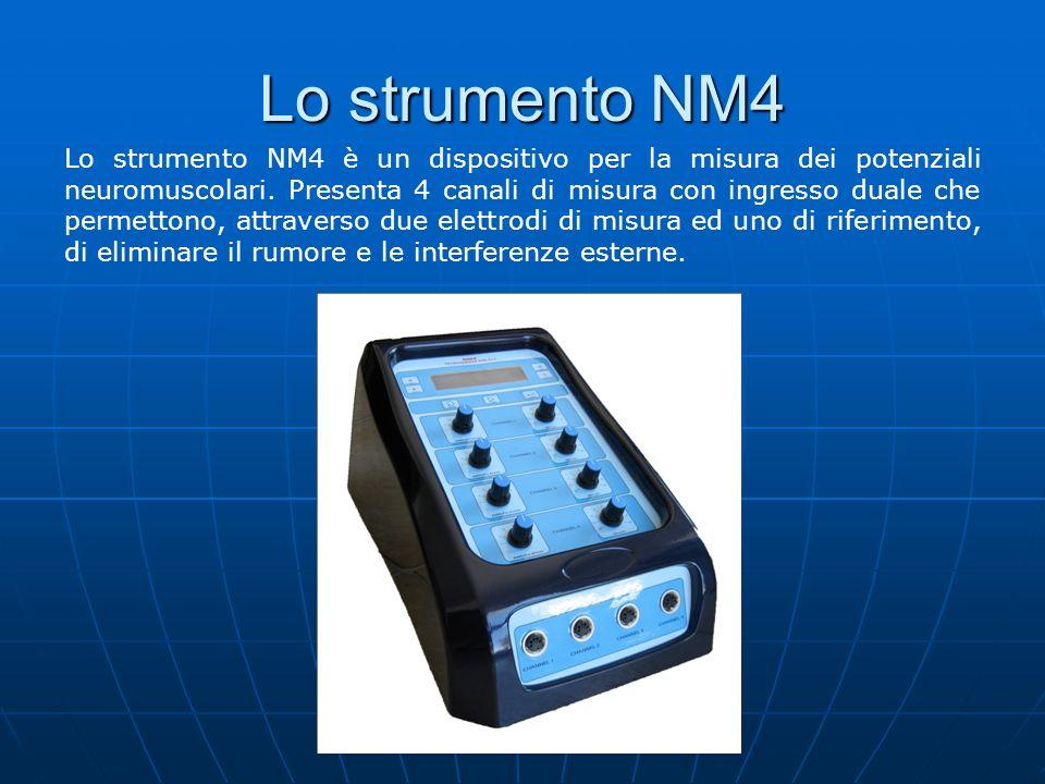 Lo strumento NM4