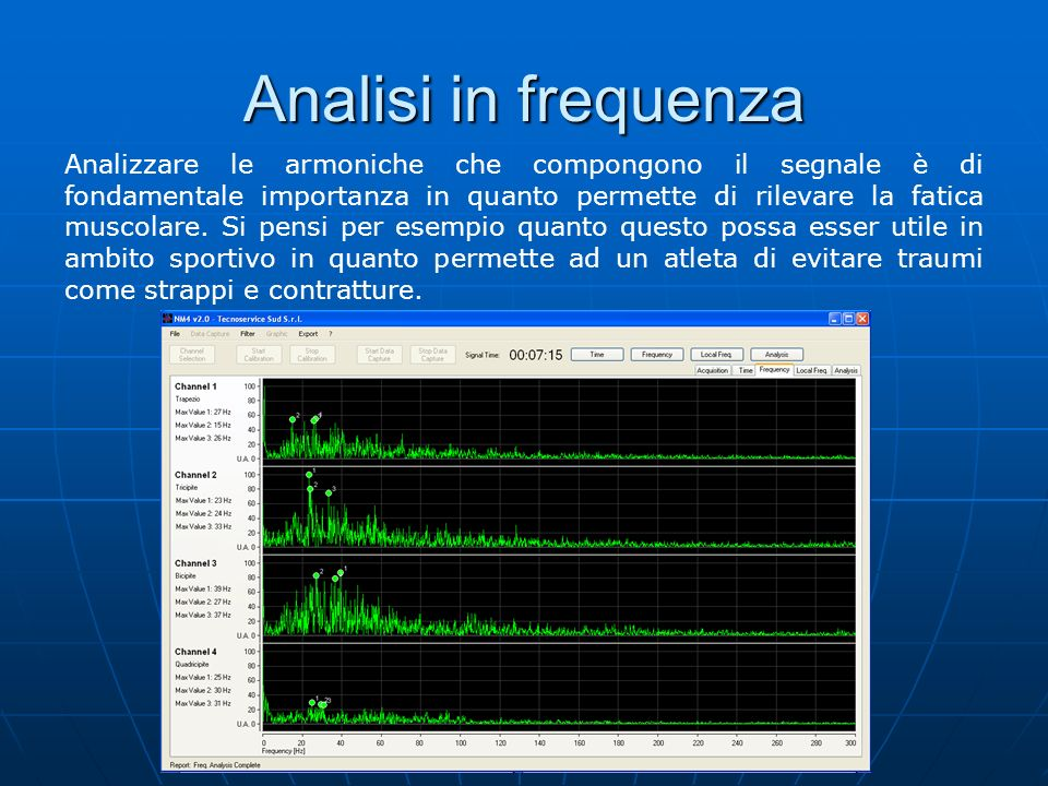 Analisi in frequenza